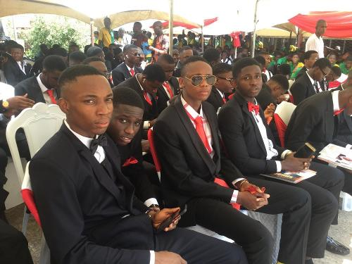 A CROSS-SECTION OF THE GRADUANDS AT THE 2020 MBJ GRADUATION CEREMONY 29 NOVEMBER, 2020 - Copy